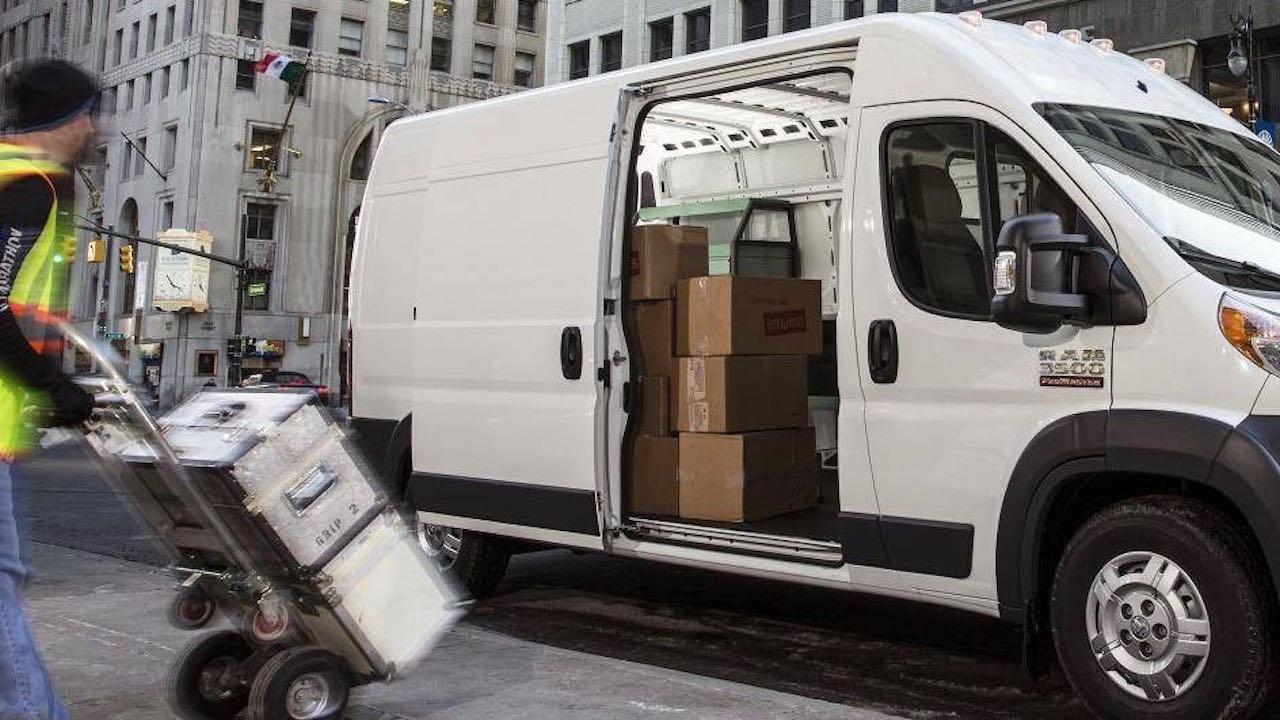 furgoneta reparto – 1