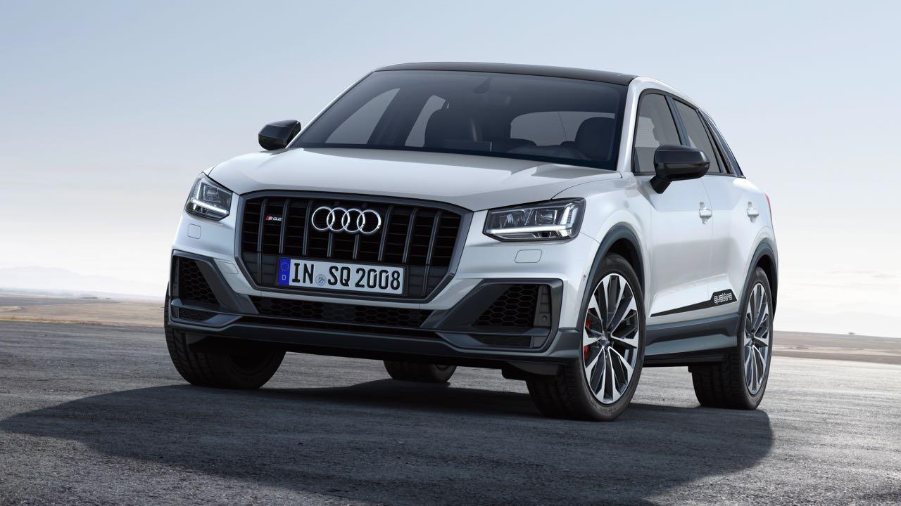 Audi SQ2 2019 – 1