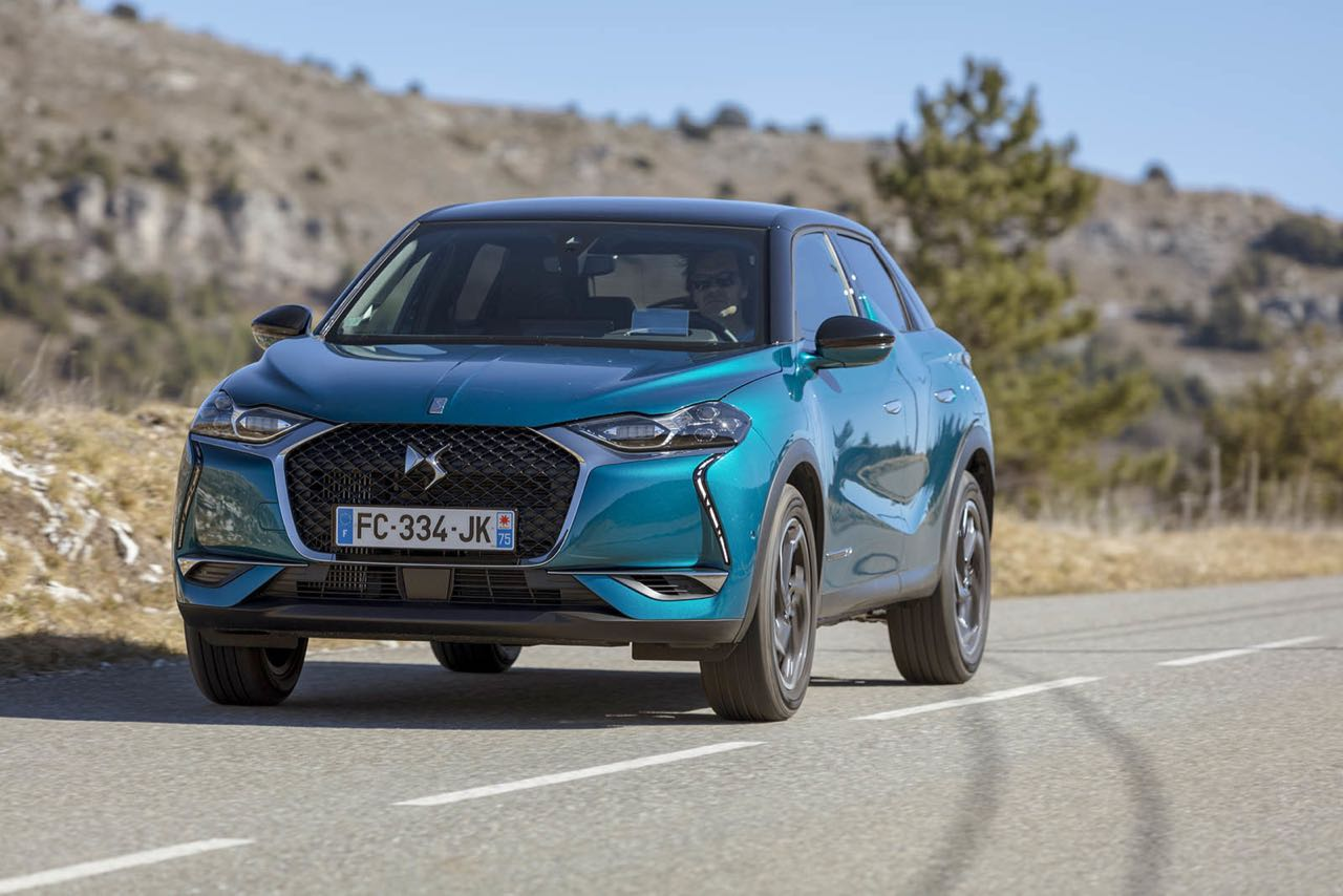 DS 3 Crossback 2019 – 6