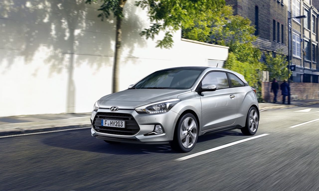 Hyundai i20 Coupe 2018 – 1