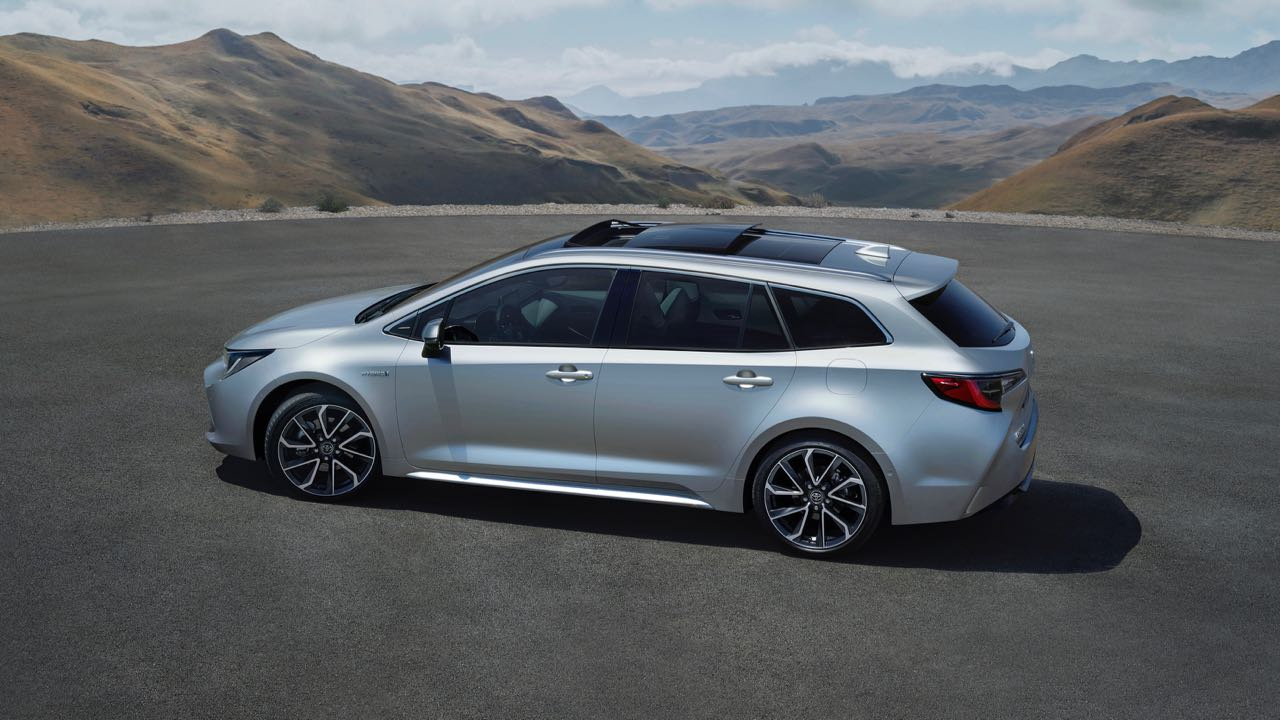 Toyota Corolla Touring Sports 2019 – 2
