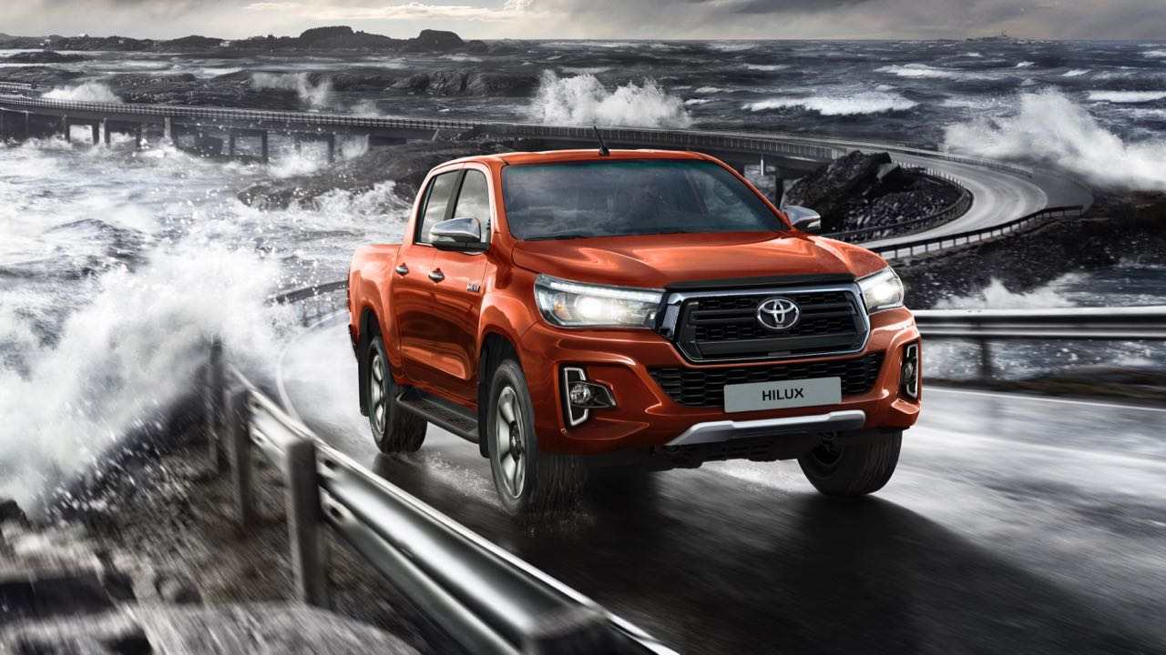 Toyota Hilux Legend 2019 – 1