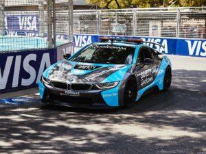 BMW i8 Formula E Safety Car I12 2018