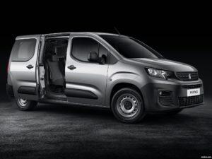 Peugeot Partner Combi 2018
