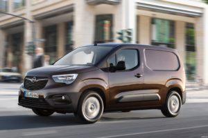 Opel Combo Cargo 2018