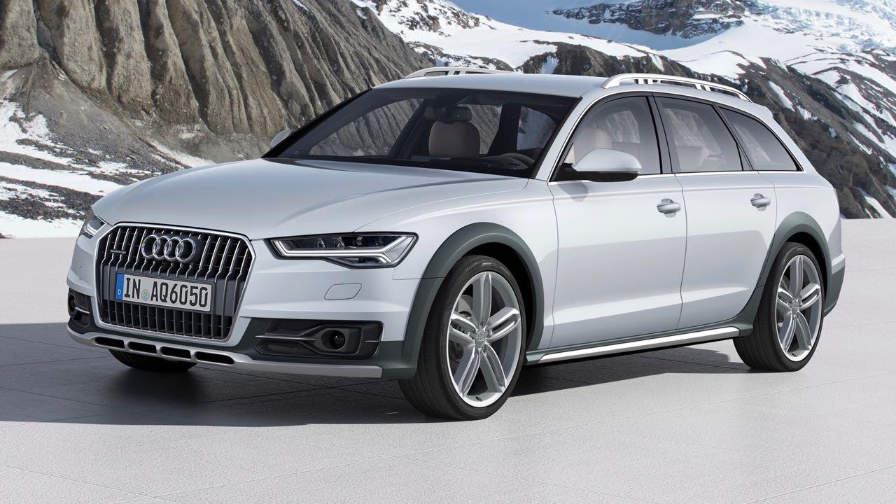 Audi A6 Allroad 2014 – 2