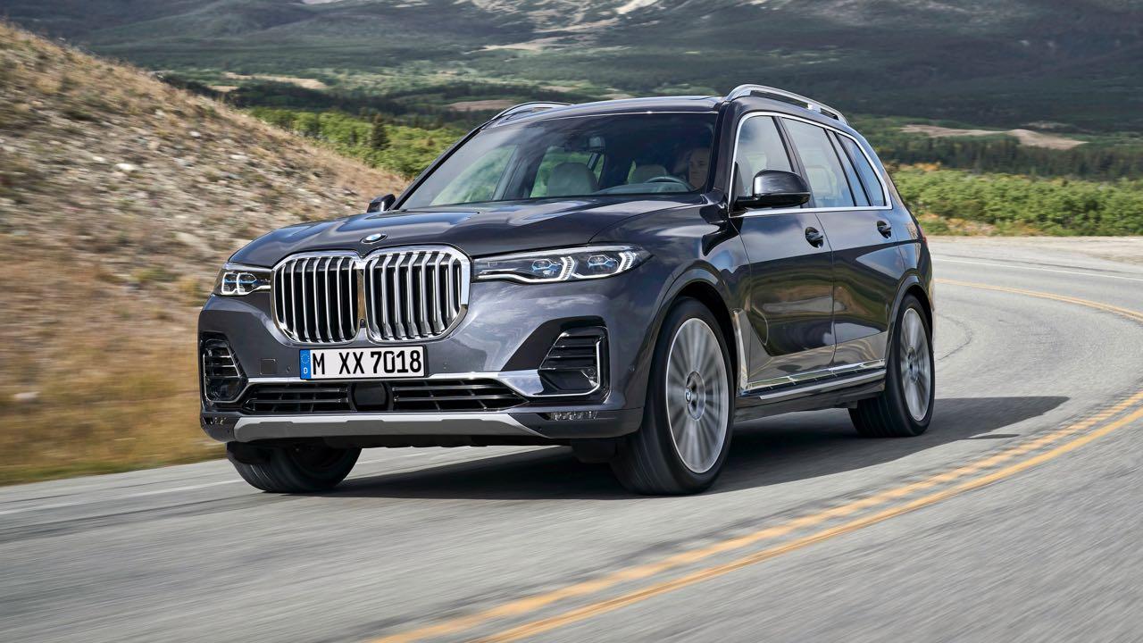 BMW X7 2019 – 23