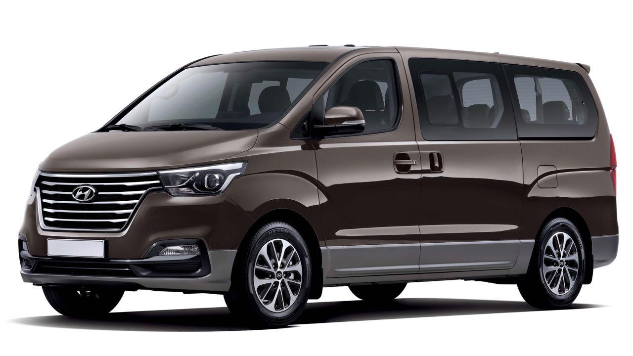 Hyundai H-1 Travel 2019 – 2