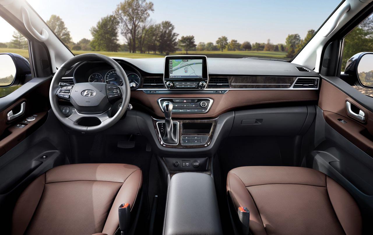 2020 Hyundai Starex Performance and New Engine