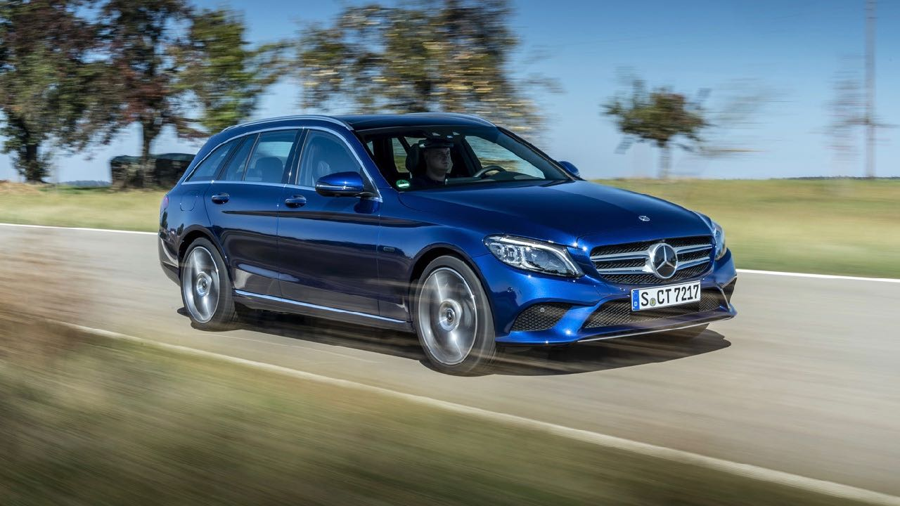 Mercedes C 300 de Estate 2019 – 4
