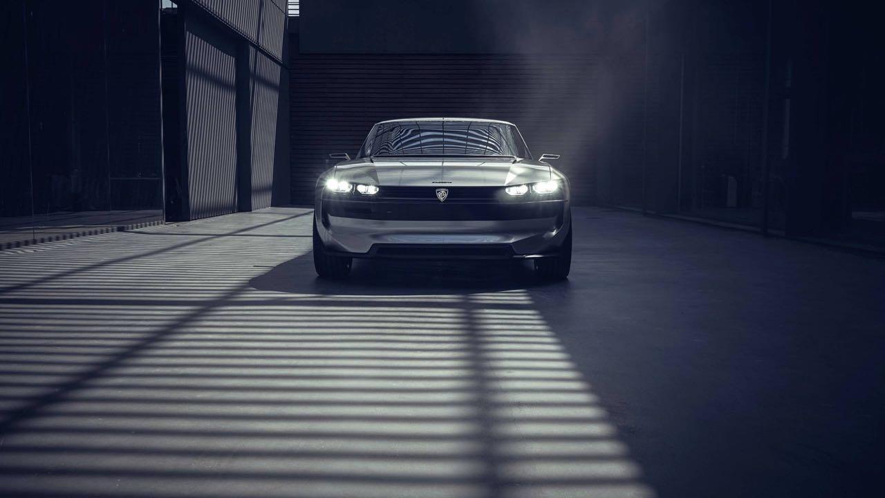 Peugeot e-legend concept 2019 – 29