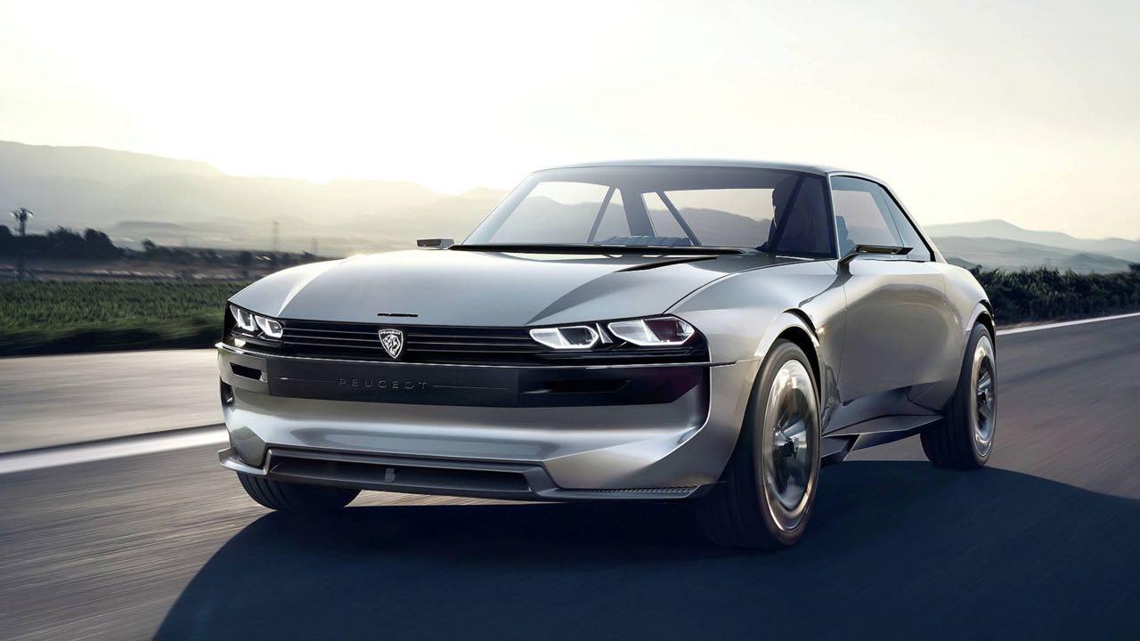 Peugeot e-legend concept 2019 – 3