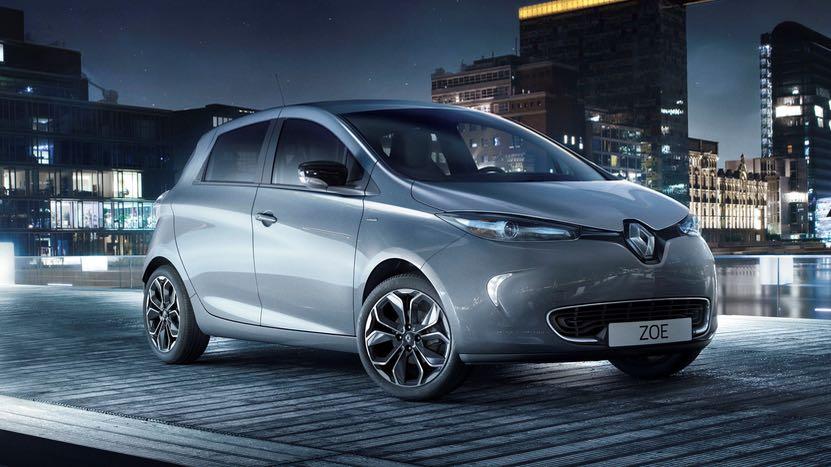 2018 – Renault ZOE – Série Limitée ICONIC