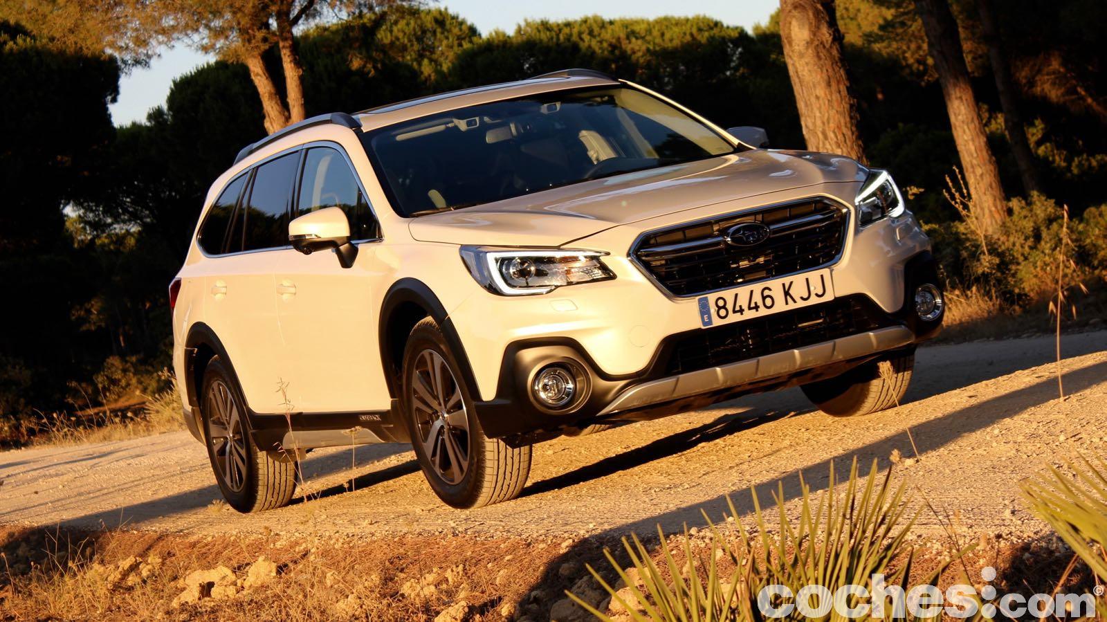 Subaru Outback 2018 gasolina prueba – 16