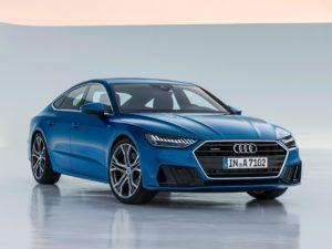 Audi A7 Sportback Quattro S Line 2018