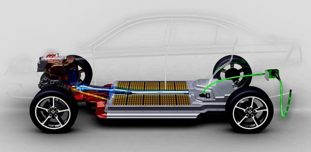 coche electrico esquema – 1