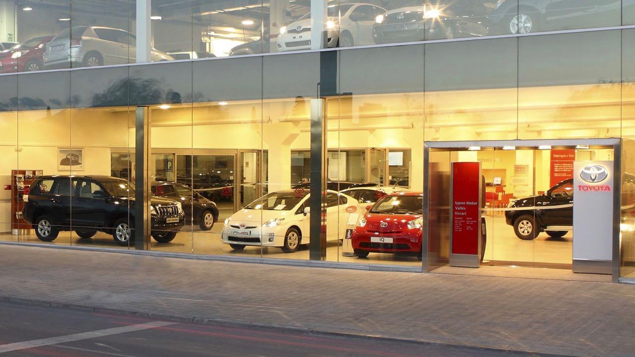 concesionario Toyota VN – 1