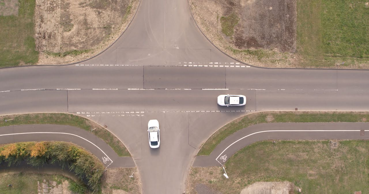 No More Red Lights? Ford Imagines a Future Where Stopping at Junctions Could Become a Thing of the Past