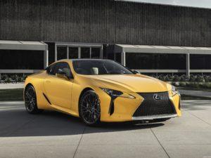 Fotos de Lexus LC 500 Inspiration Concept 2018