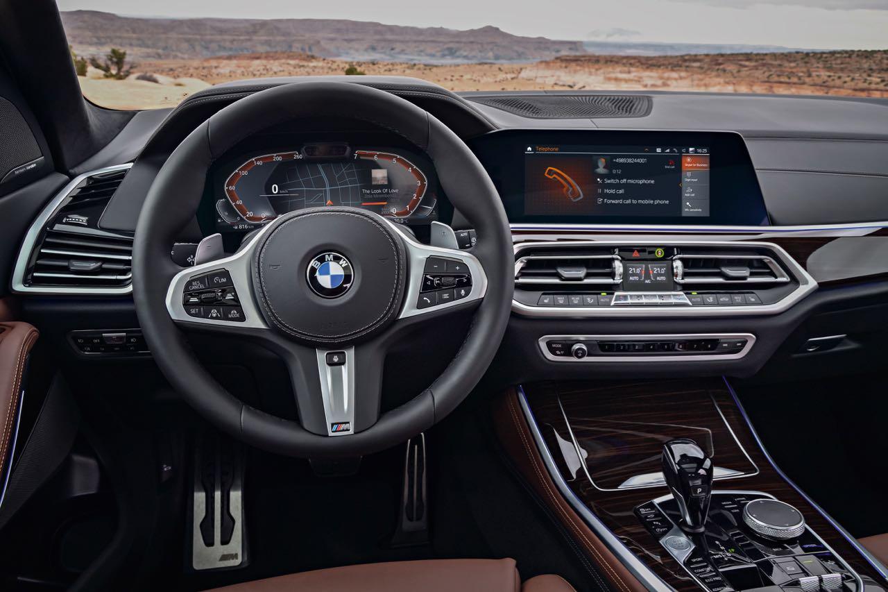 BMW Live Cockpit 2019 – 12