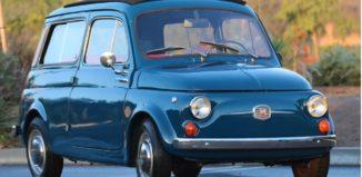 f282c17a1c Icon convierte este Fiat Giardinetta en un coche eléctrico