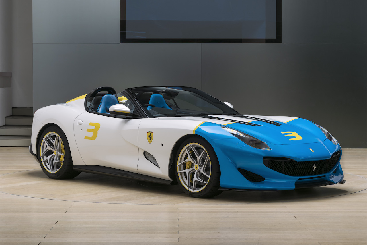 Ferrari SP3JC One Off – matr. 230219