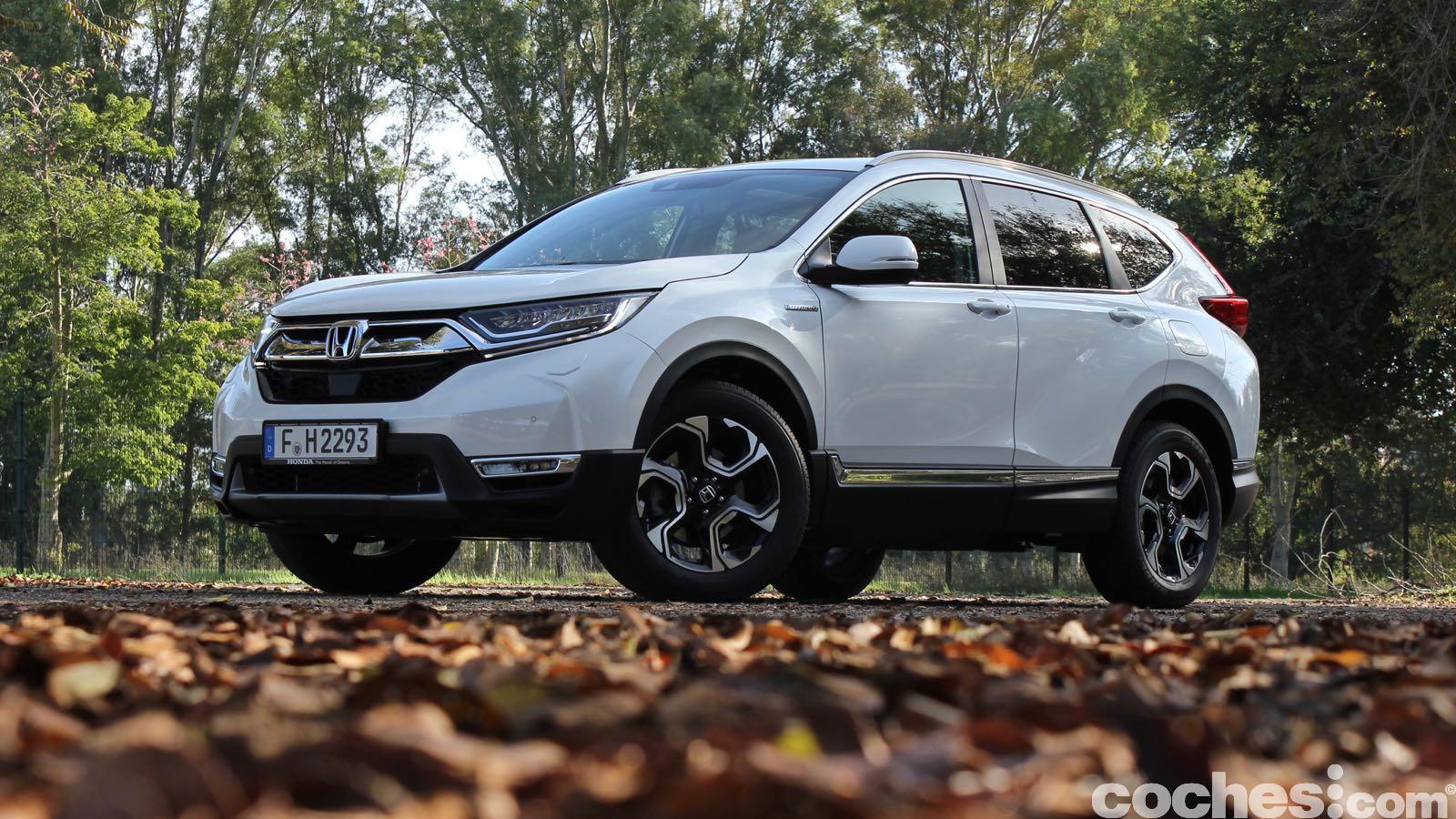 Honda CR-V Hybrid prueba – 3
