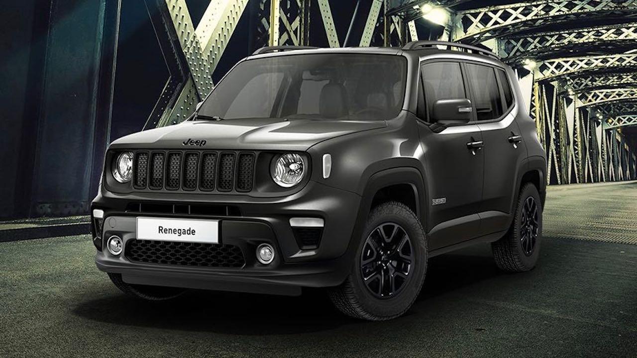 Jeep Renegade Night Eagle 2019 – 1