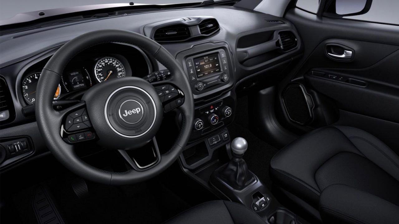El Nuevo Jeep Renegade Night Eagle Completa La Gama