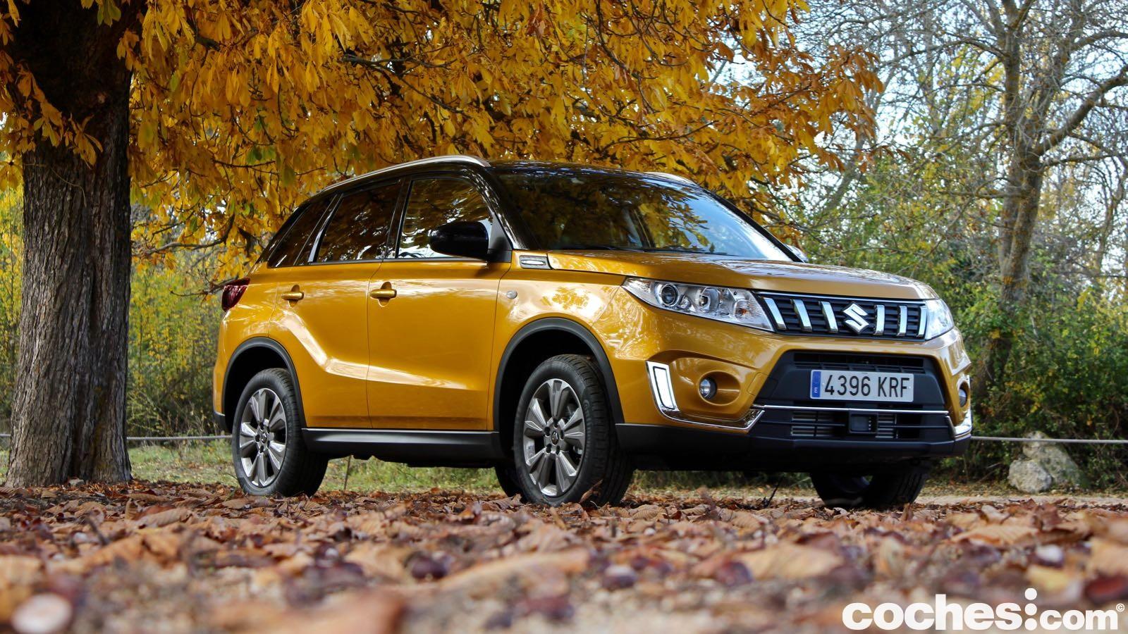 Suzuki Vitara 2019 prueba – 10