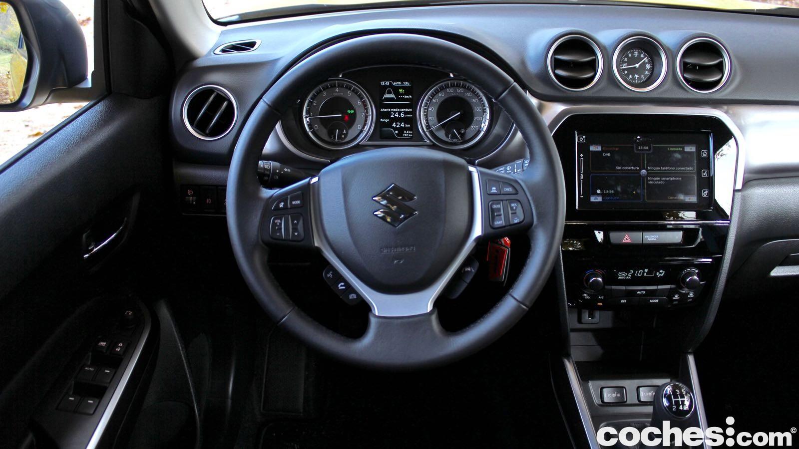 Suzuki Vitara 1 0 Boosterjet 4x4 Prueba Contacto