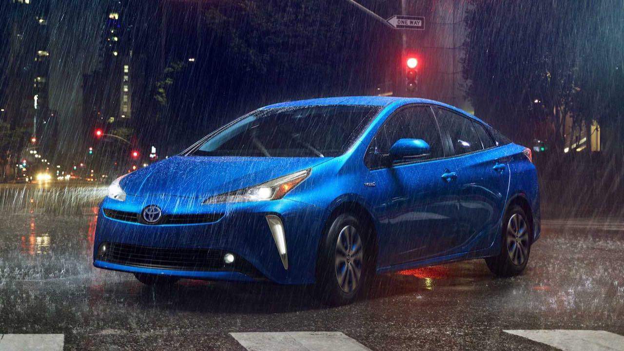 Toyota Prius 2019 – 2