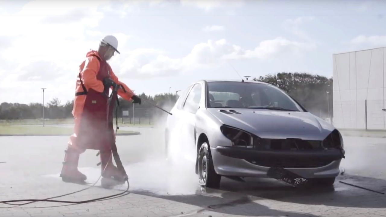 agua a presion coche – 2