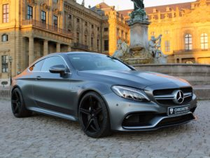 Fotos de Mercedes AMG  C63 S Coupe by Chrometec C205 2017