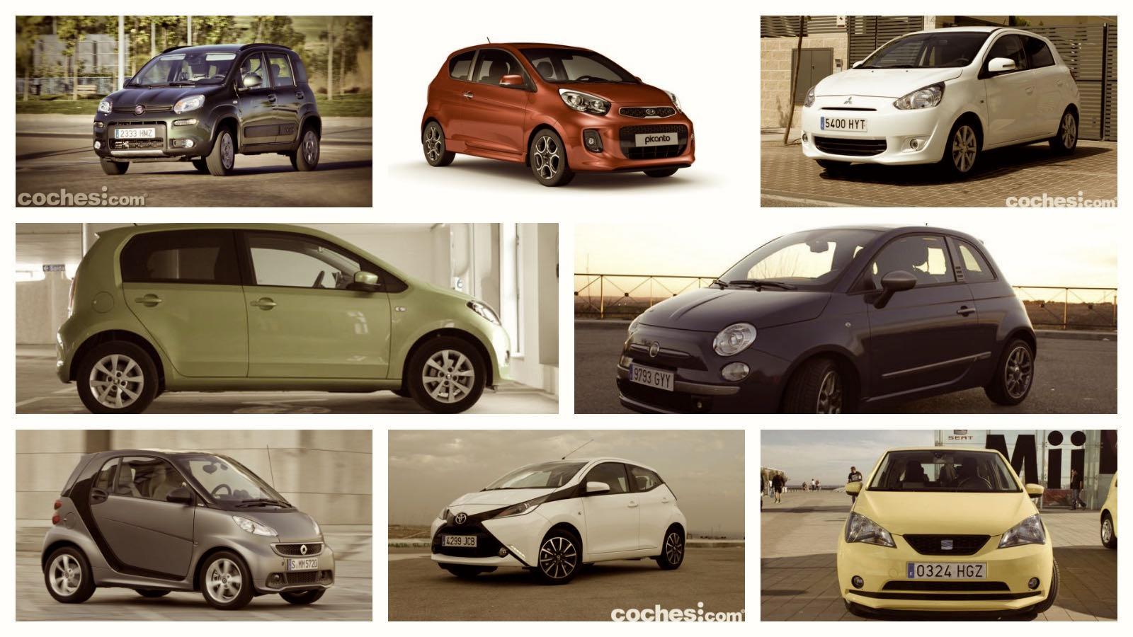 coches pequeños VO