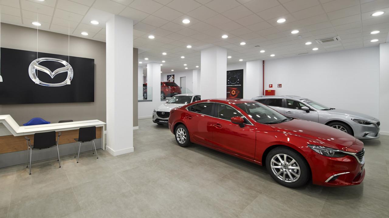concesionario Mazda