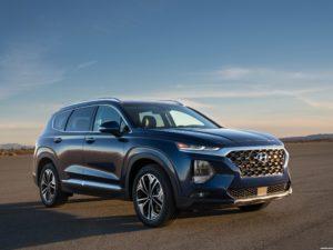 Hyundai Santa Fe USA 2018