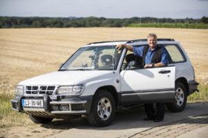 Este esloveno lleva más de un millón de kilómetros en su Subaru Forester