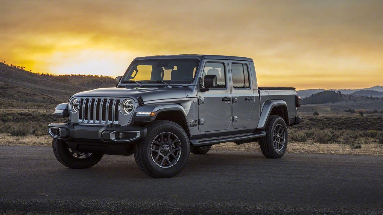 Jeep Gladiator 2020 – 11