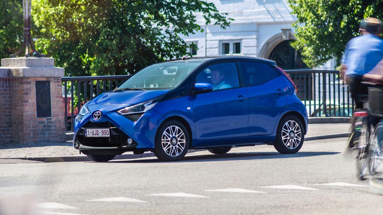 Toyota Aygo x-clusiv 2019 – 1