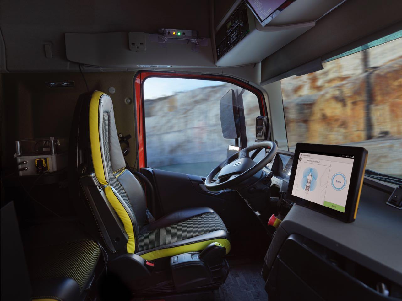 Volvo camiones autonomos Noruega – 5