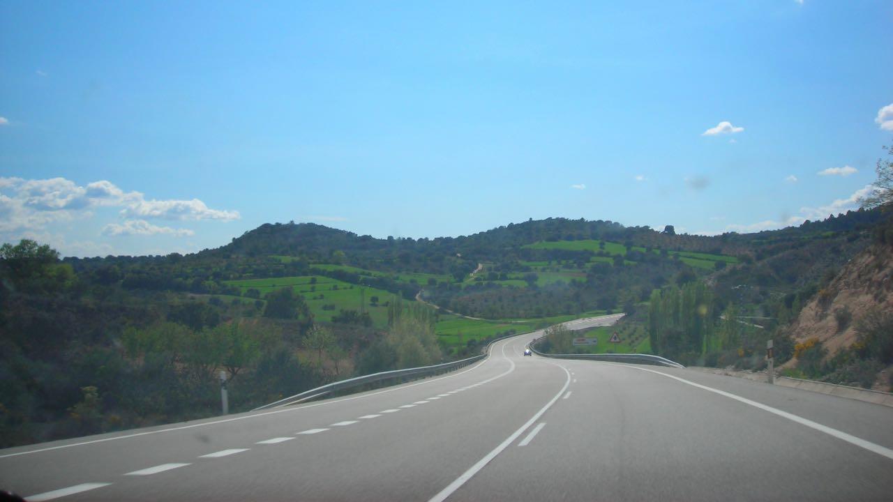 carretera secundaria espana – 1