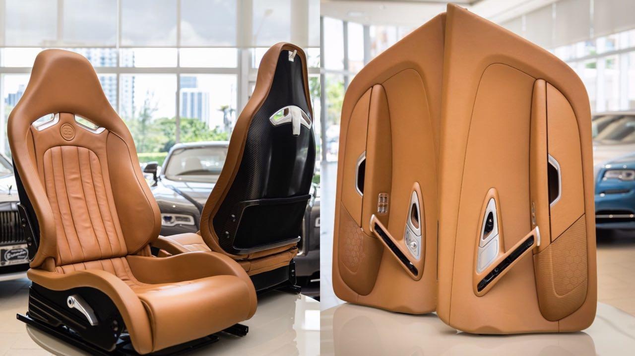 interior Bugatti Veyron 02