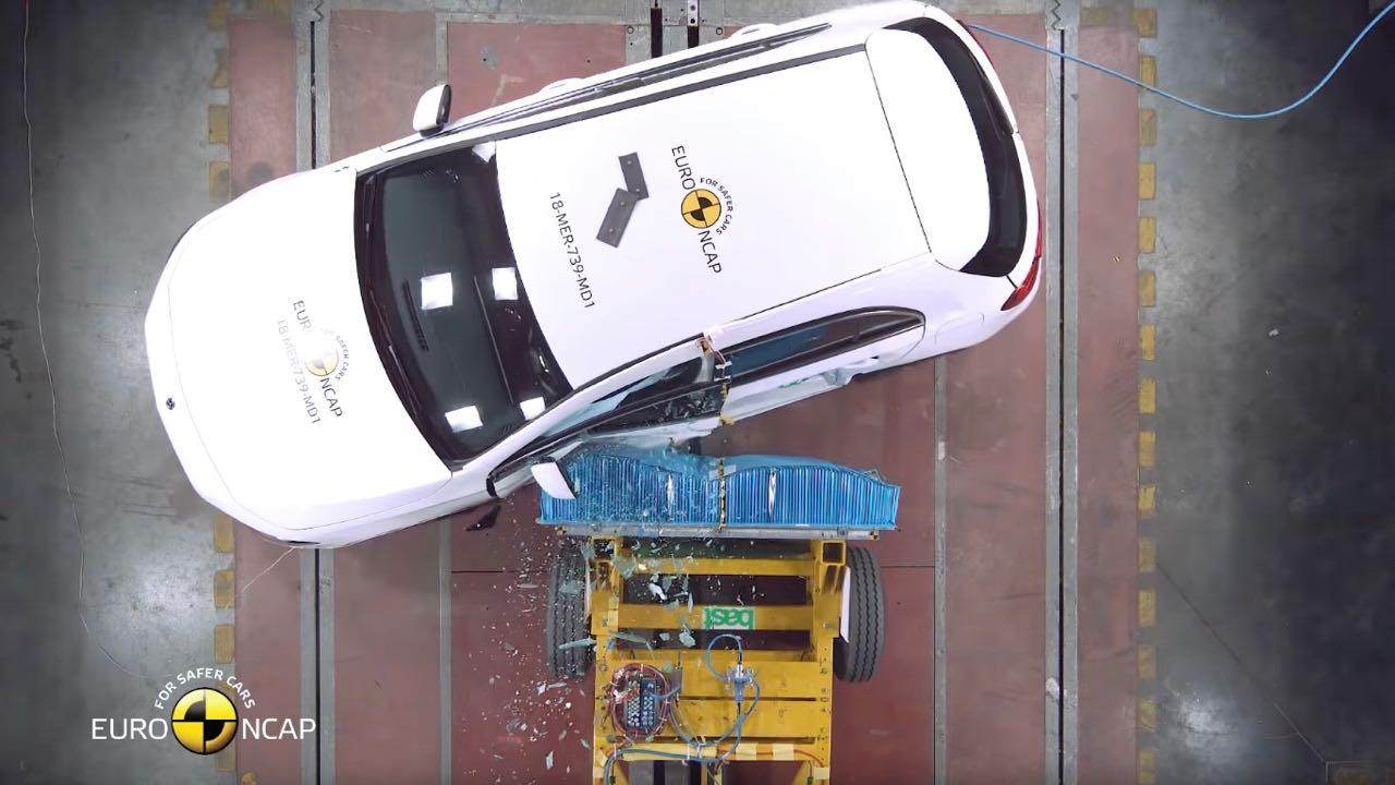 test choque euro NCAP – 1