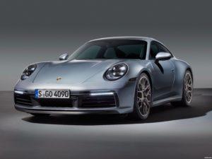Porsche 911 Carrera 4S (992) 2019