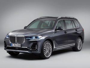 BMW X7 xDrive40i (G07) 2019