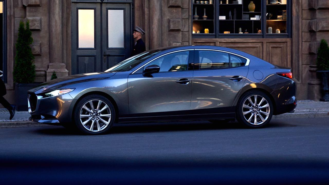 Mazda 3 Sedan 2019 – 1