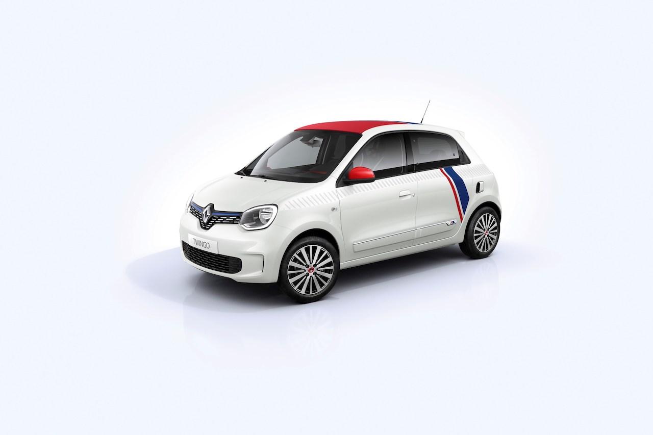 2019 – Nouvelle Renault TWINGO Série Limitée Le Coq Sportif