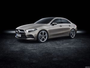 Mercedes Clase A Sedan V177 2019