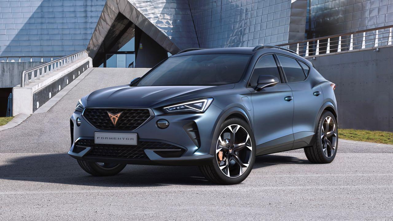 Cupra Formentor Concept 2019 – 8